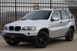 2002 BMW X5 3.0 * AWD * Black Wheels * NEW TIRES * COLD A/C * Plano, Texas 1