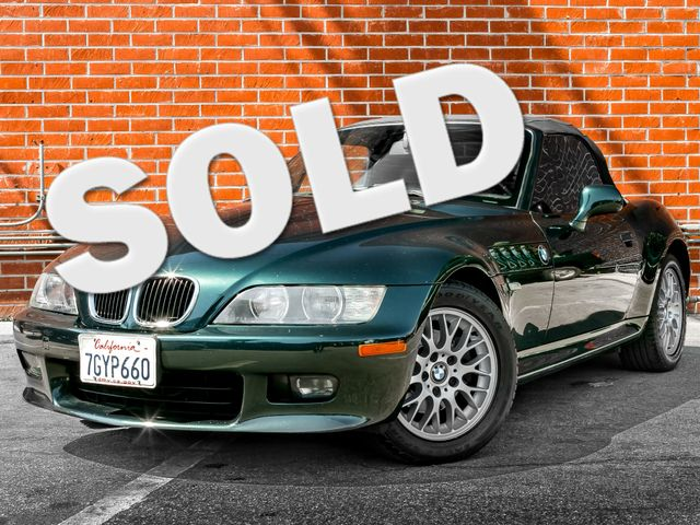 2002 BMW Z3 2.5i M Sport Package Burbank, CA 0