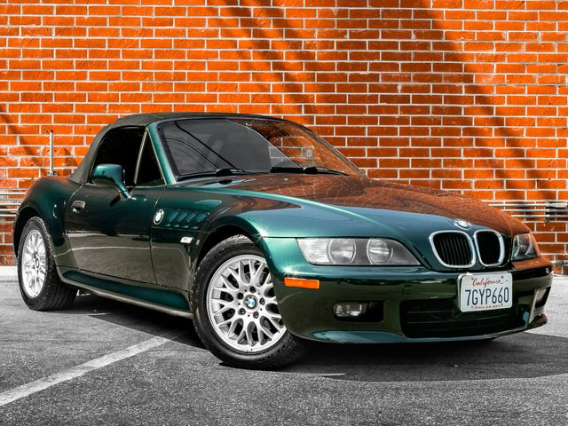 2002 BMW Z3 2.5i M Sport Package Burbank, CA 1