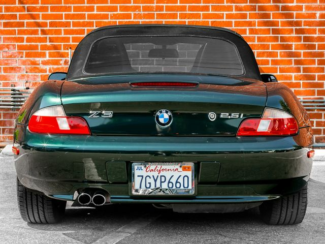 2002 BMW Z3 2.5i M Sport Package Burbank, CA 3