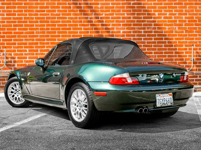 2002 BMW Z3 2.5i M Sport Package Burbank, CA 4