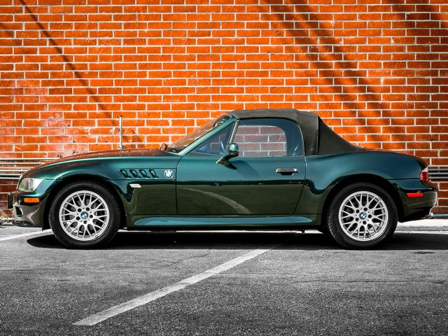 2002 BMW Z3 2.5i M Sport Package Burbank, CA 7