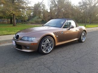2002 BMW Z3 2.5i Chico, CA 2