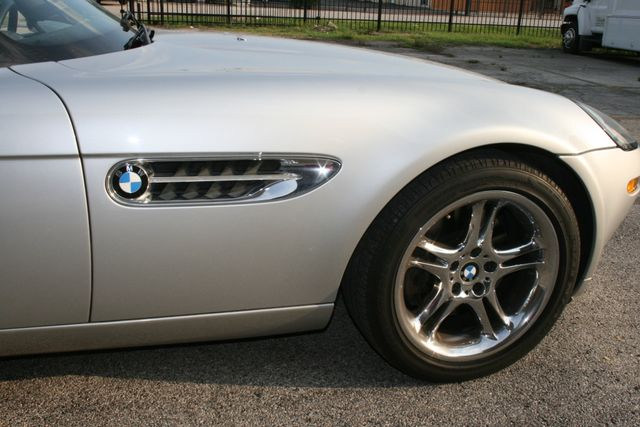 2002 BMW Z8 Houston, Texas 14
