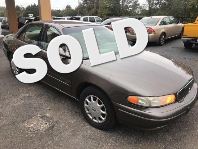 2002 Buick-Older Couple Trade! Century-$2835!! CARMARTSOUTH.COM Custom-BUY HERE PAY HERE! Knoxville, Tennessee