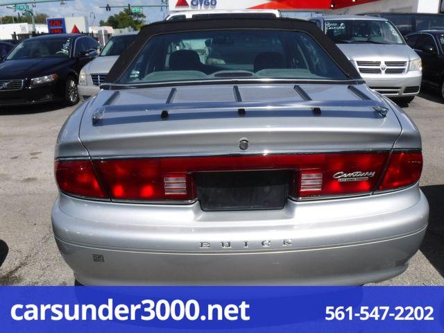 2002 Buick Century Custom Lake Worth , Florida 2