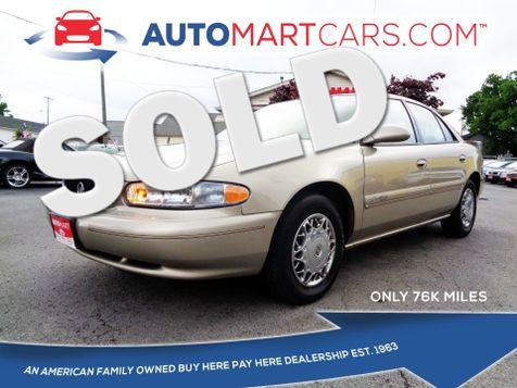 2002 Buick Century Custom   Nashville, Tennessee   Auto Mart Used Cars Inc. in Nashville, Tennessee