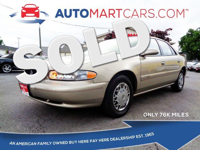 2002 Buick Century Custom   Nashville, Tennessee   Auto Mart Used Cars Inc. in Nashville Tennessee