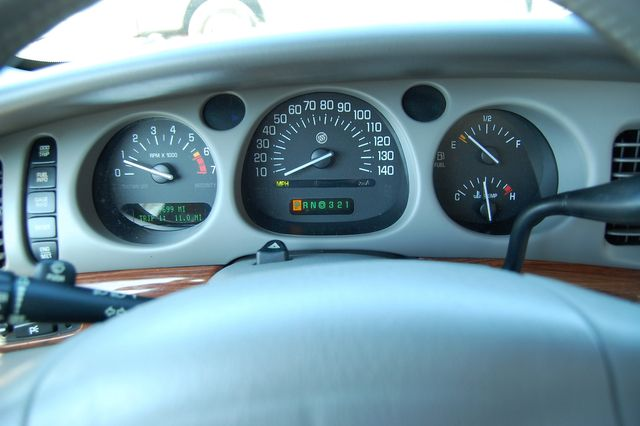 2002 Buick LeSabre Custom Charlotte, North Carolina 17
