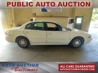2002 Buick LeSabre Custom | JOPPA, MD | Auto Auction of Baltimore  in Joppa MD