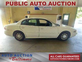 2002 Buick LeSabre Custom   JOPPA, MD   Auto Auction of Baltimore  in Joppa MD