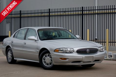 2002 Buick LeSabre Custom* Leather* Only 76k mi* V6** | Plano, TX | Carrick's Autos in Plano, TX