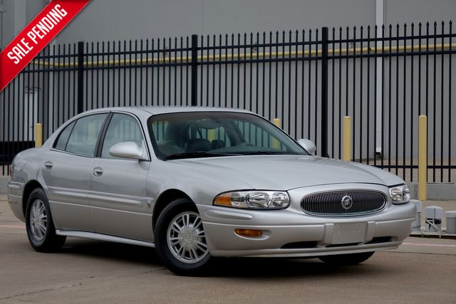 2002 Buick LeSabre Custom* Leather* Only 76k mi* V6** | Plano, TX | Carrick's Autos in Plano TX