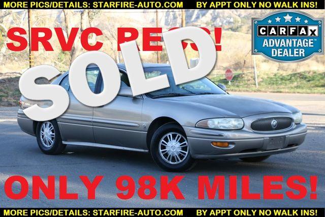 2002 Buick LeSabre Custom Santa Clarita, CA