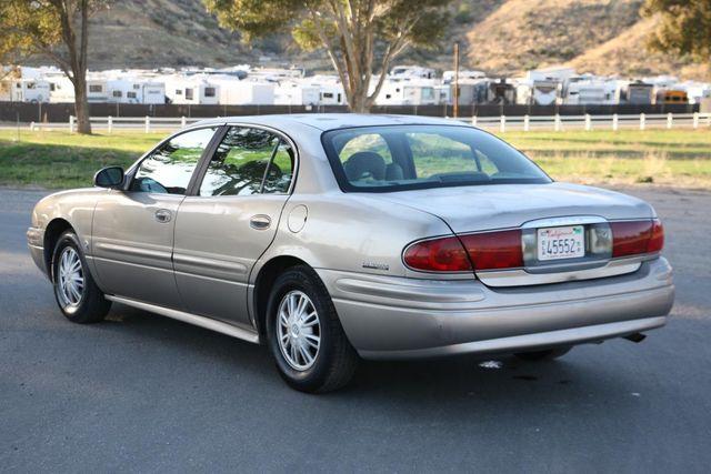 2002 Buick LeSabre Custom Santa Clarita, CA 5