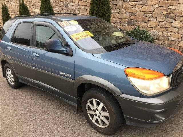 2002 Buick Rendezvous CX Knoxville, Tennessee 2