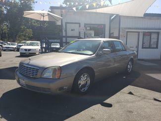 2002 Cadillac DeVille Chico, CA 1