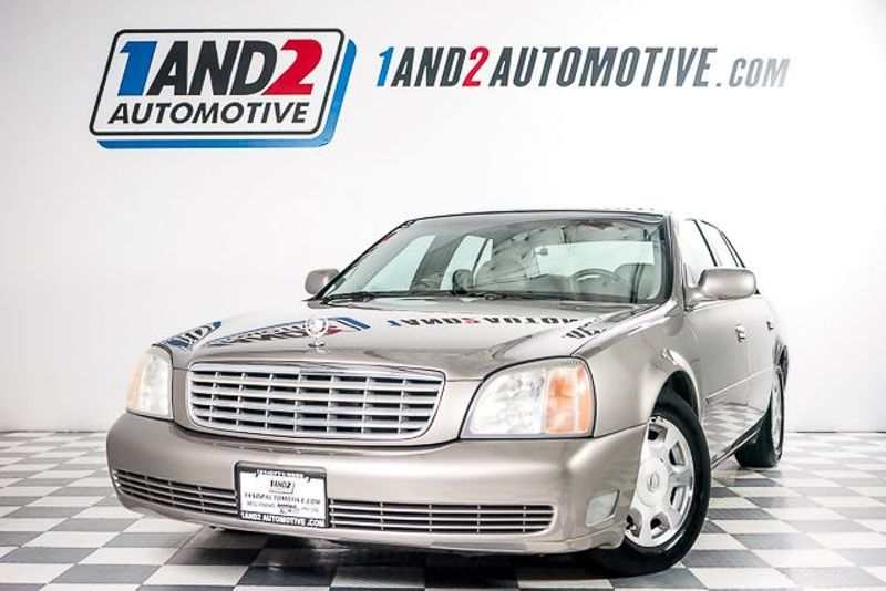 2002 Cadillac Deville Sedan in Dallas TX