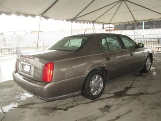 2002 Cadillac DeVille Gardena, California 2