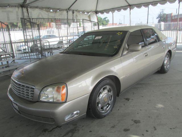 2002 Cadillac DeVille Gardena, California