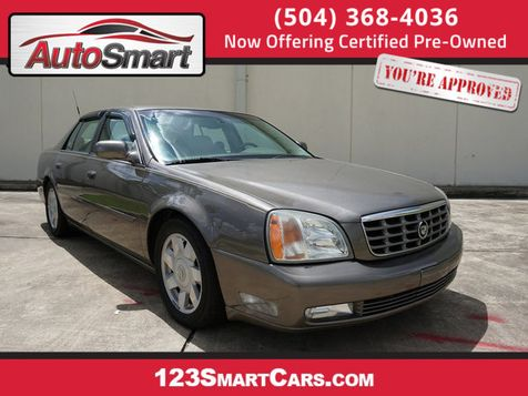 2002 Cadillac DeVille DTS in Harvey, LA