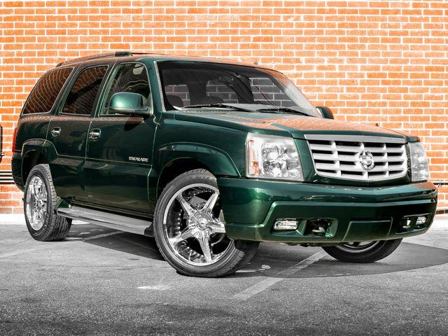 2002 Cadillac Escalade Burbank, CA 1