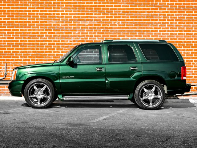 2002 Cadillac Escalade Burbank, CA 6