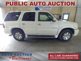 2002 Cadillac Escalade  | JOPPA, MD | Auto Auction of Baltimore  in Joppa MD