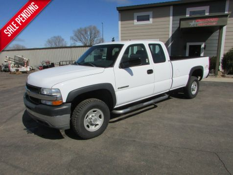 2002 Chevrolet 2500HD Ext-Cab Long Box Pickup  in St Cloud, MN