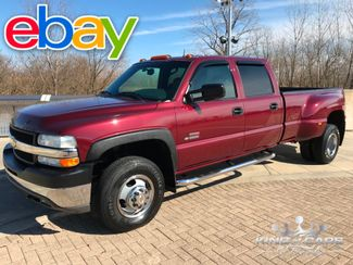 2002 Chevrolet 3500 Duramax DIESEL ONLY 44k MILES PRE-DEF MINT Rwd LT in Woodbury, New Jersey 08093