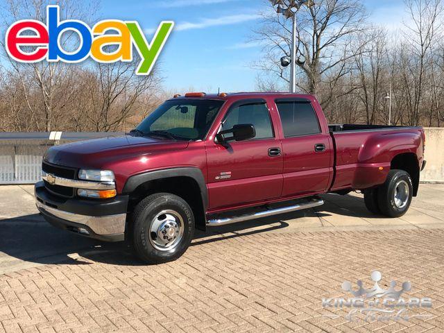 2002 Chevrolet 3500 Duramax DIESEL ONLY 44k MILES PRE-DEF MINT Rwd LT in Woodbury, New Jersey 08096