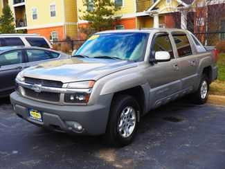 2002 Chevrolet Avalanche 1500 2WD | Champaign, Illinois | The Auto Mall of Champaign in Champaign Illinois