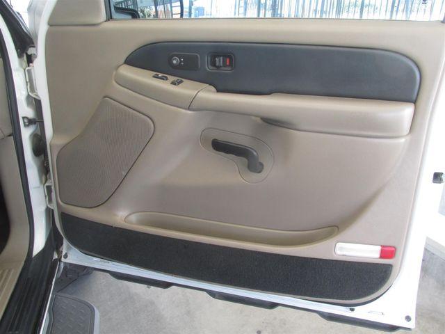 2002 Chevrolet Avalanche Gardena, California 12