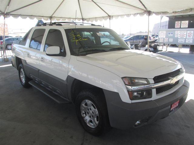 2002 Chevrolet Avalanche Gardena, California 3