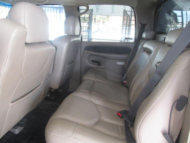 2002 Chevrolet Avalanche Gardena, California 9