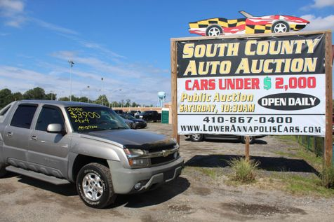 2002 Chevrolet Avalanche 1500 in Harwood, MD