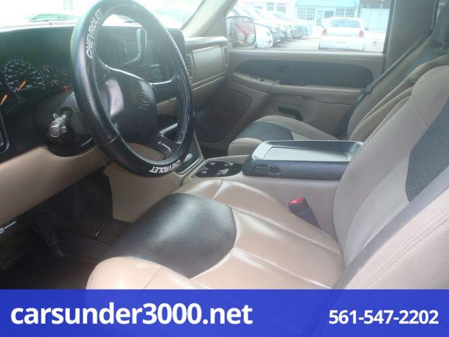 2002 Chevrolet Avalanche Lake Worth , Florida 2
