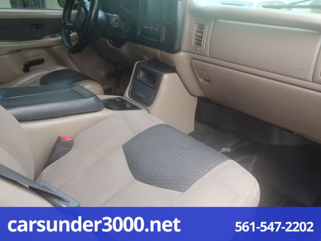 2002 Chevrolet Avalanche Lake Worth , Florida 3