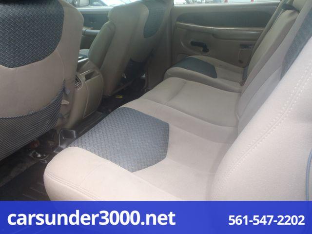 2002 Chevrolet Avalanche Lake Worth , Florida 4