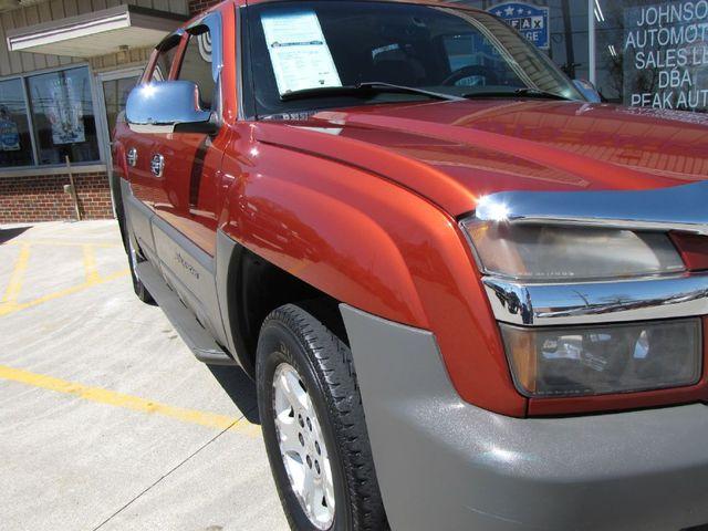 2002 Chevrolet Avalanche 1500 in Medina OHIO, 44256