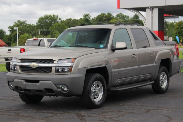 2002 Chevrolet Avalanche 2500 4X4 - 8.1L BIG BLOCK V8 - ONLY 93K MILES! Mooresville , NC 22