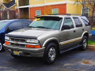 2002 Chevrolet Blazer LS | Champaign, Illinois | The Auto Mall of Champaign in Champaign Illinois