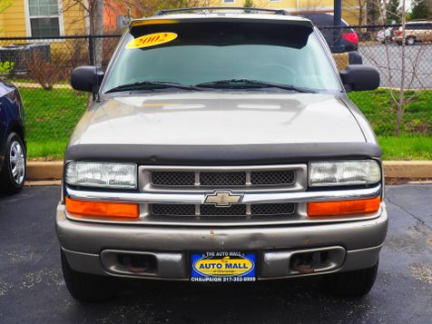 2002 Chevrolet Blazer LS | Champaign, Illinois | The Auto Mall of Champaign in Champaign, Illinois