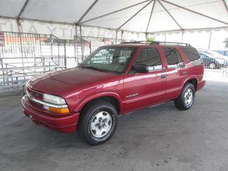 2002 Chevrolet Blazer LS Gardena, California