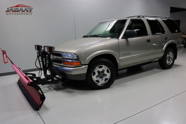 2002 Chevrolet Blazer w/ Plow LS Merrillville, Indiana 0
