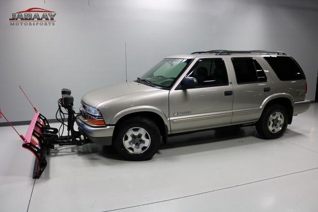 2002 Chevrolet Blazer w/ Plow LS Merrillville, Indiana 26