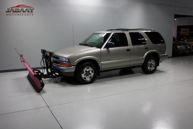 2002 Chevrolet Blazer w/ Plow LS Merrillville, Indiana 31
