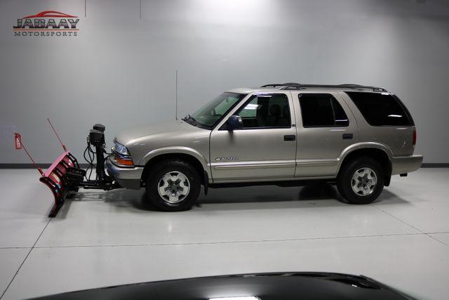 2002 Chevrolet Blazer w/ Plow LS Merrillville, Indiana 32