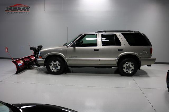 2002 Chevrolet Blazer w/ Plow LS Merrillville, Indiana 33