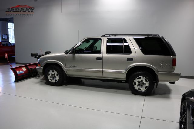 2002 Chevrolet Blazer w/ Plow LS Merrillville, Indiana 34